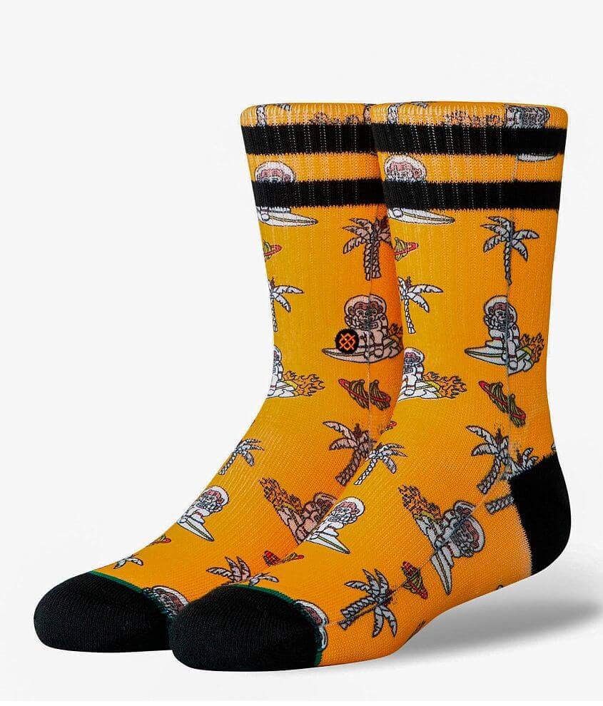 Boys - Stance Space Monkey Socks front view