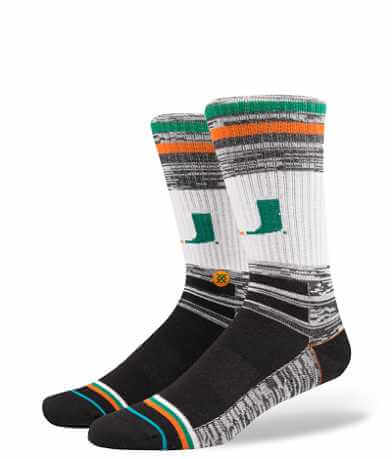 Stance Miami Hurricanes Socks
