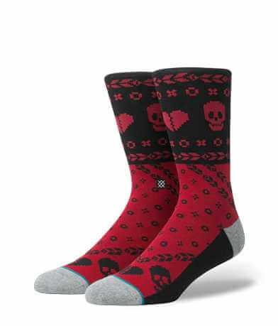 Stance Heart Bandit Socks