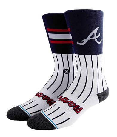 Stance Atlanta Braves INFIKNIT™ Socks