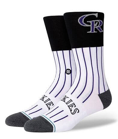 Stance Colorado Rockies INFIKNIT™ Socks