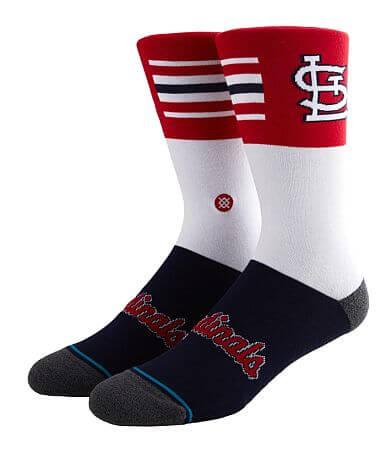 Stance St. Louis Cardinals INFIKNIT™ Socks