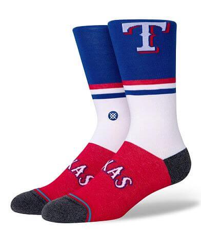 Stance Texas Rangers INFIKNIT™ Socks