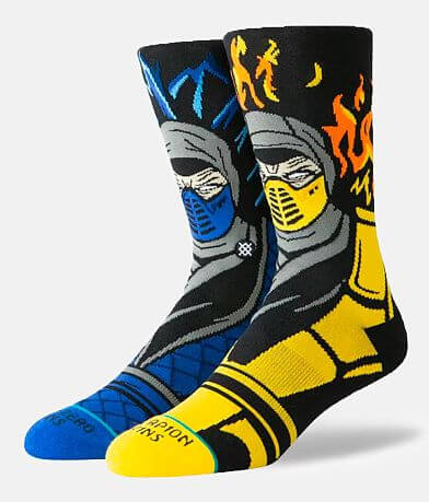 Stance Sub Zero Vs. Scorpion Socks