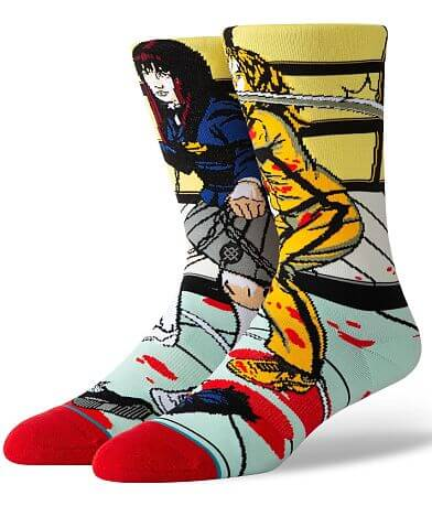 Stance The Bride & Gogo Kill Bill Socks