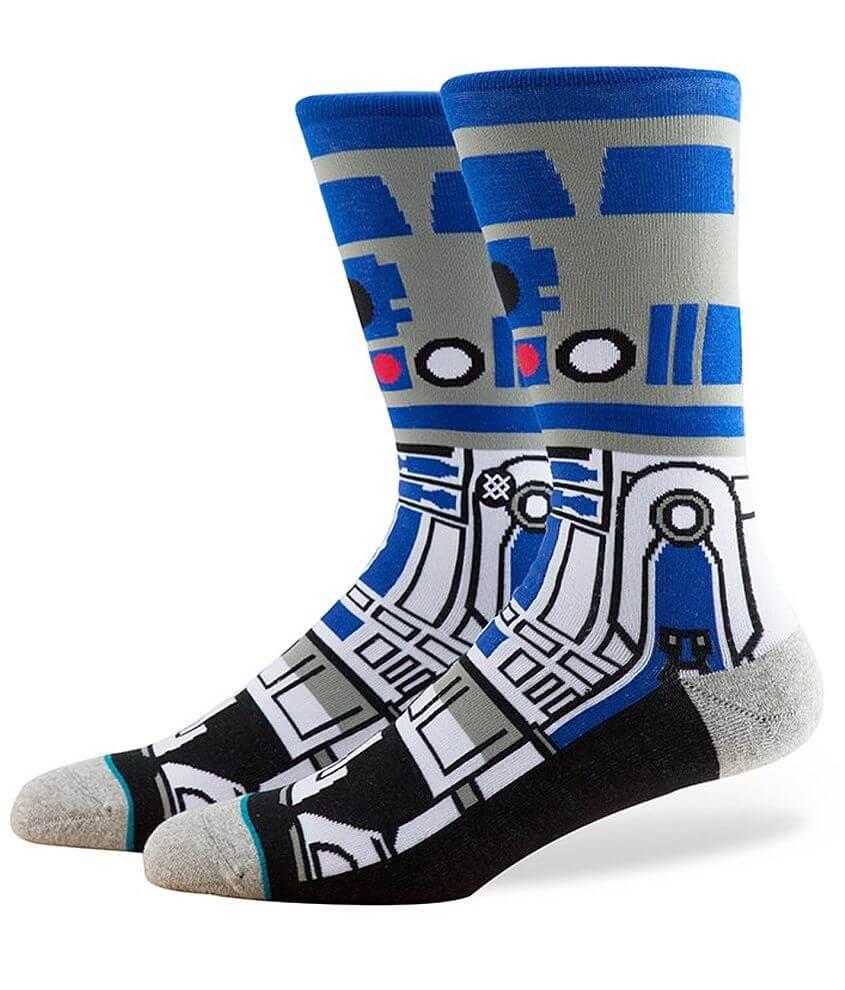 Stance Artoo Socks front view