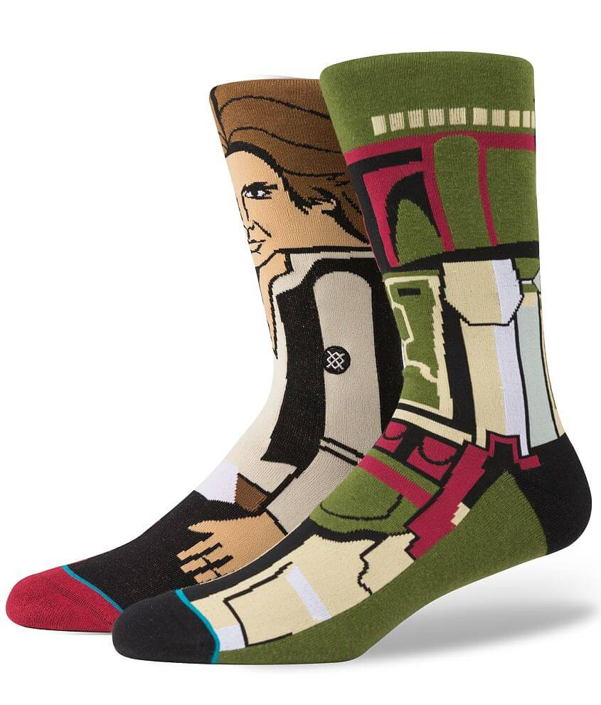 Stance Bounty Socks front view