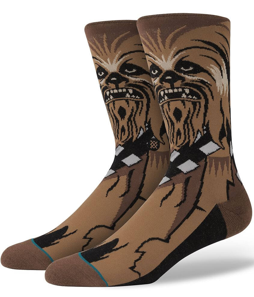 Stance Chewie Socks front view