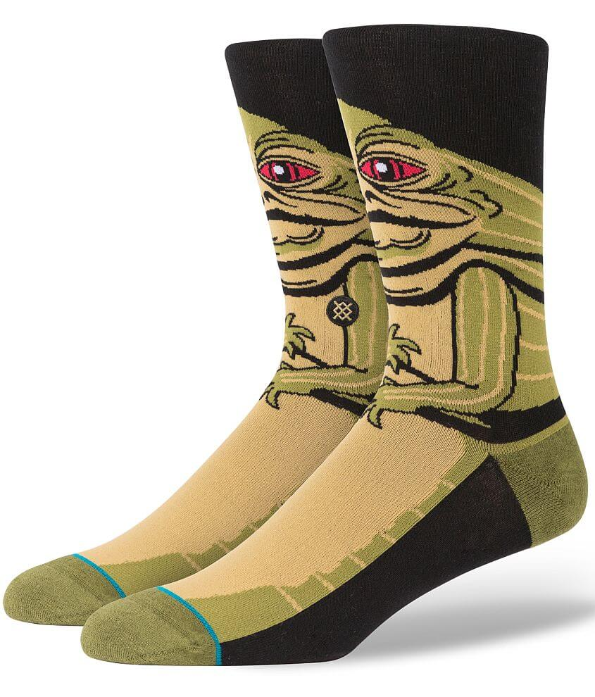Stance Jabba Socks front view