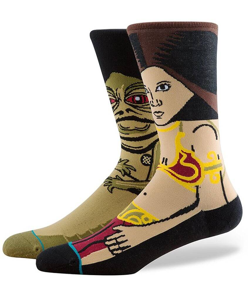 Stance Princess Socks front view