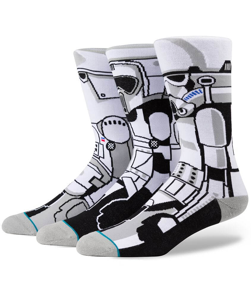 Stance Trooper Socks front view