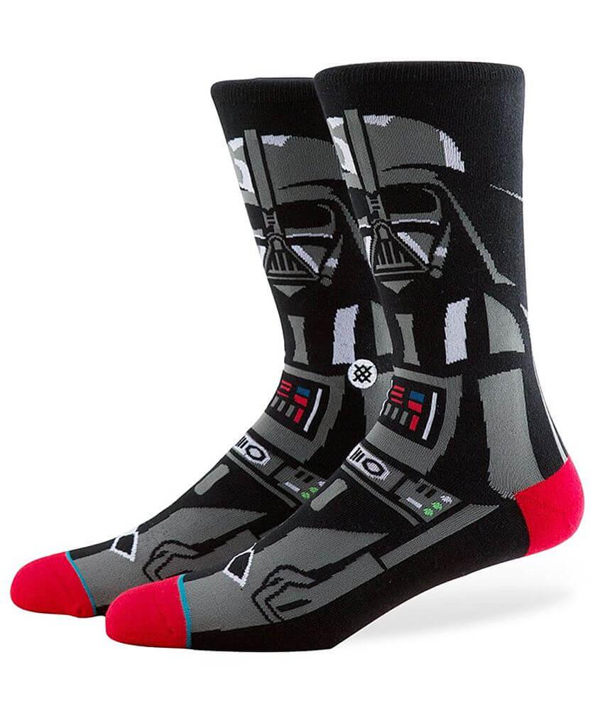 Stance Vader Socks front view