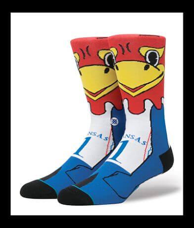 Stance Kansas Jayhawks Socks