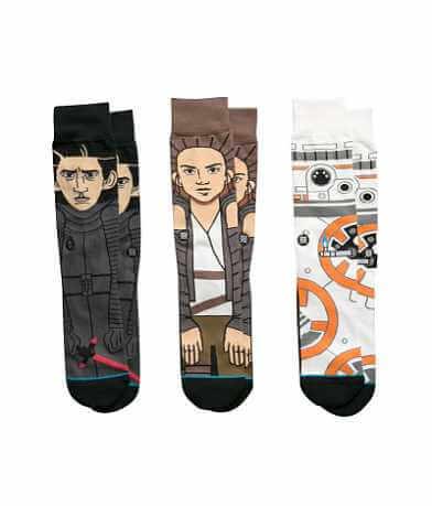 Stance The Force Awakens Socks
