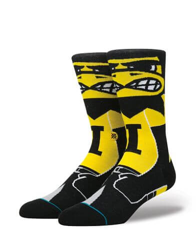 Stance University of Iowa Socks