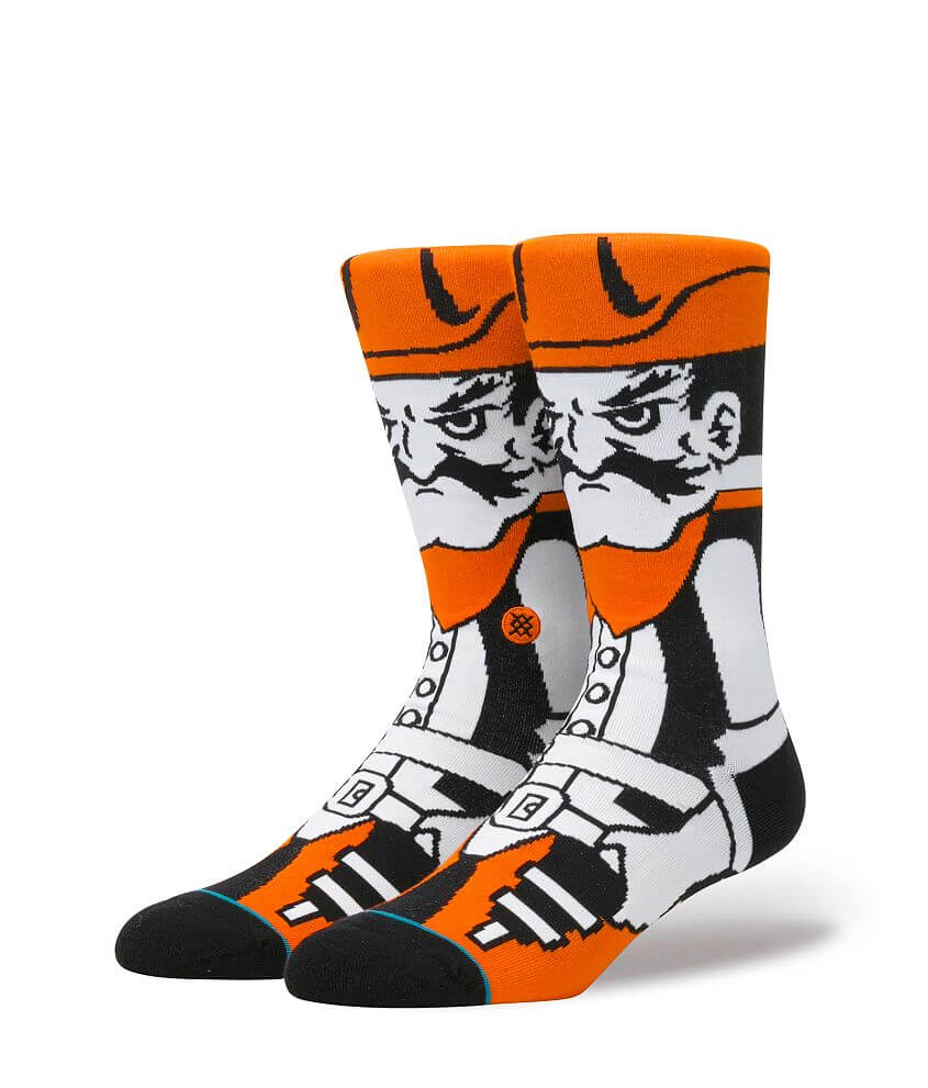 Stance Oklahoma State Cowboys Socks front view