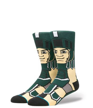 Stance Michigan Spartans Socks