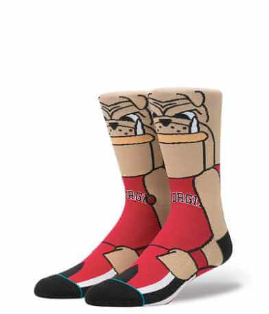 Stance Georgia Bulldogs Socks