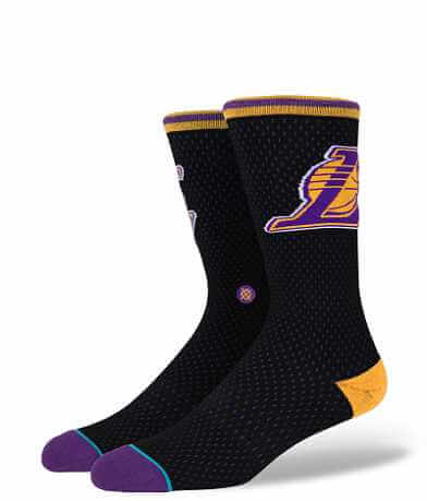 Stance Los Angeles Lakers Socks