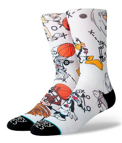 Stance Space Jam Tunes Socks