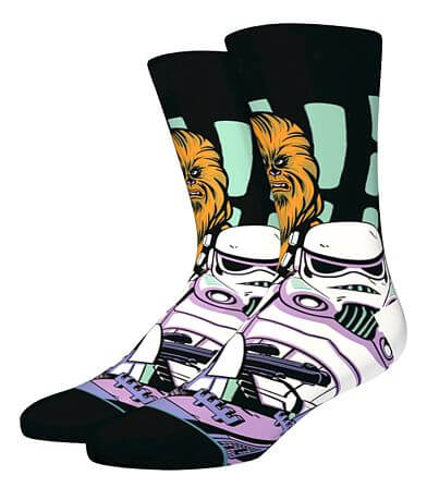Stance Warped Chewbaca Socks