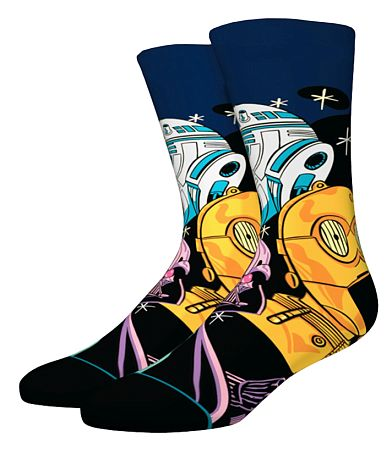 Stance Warped R2D2 Socks