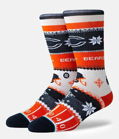 Stance Chicago Bears Holiday Socks
