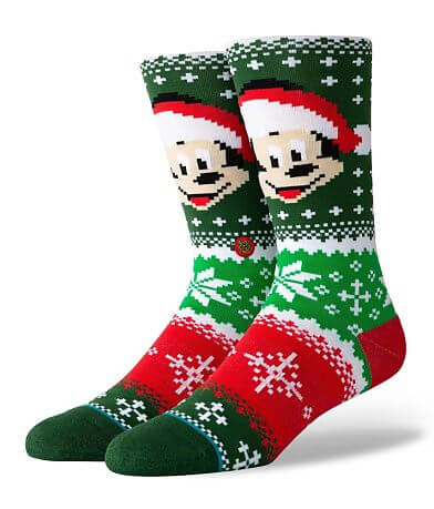 Stance Mickey Clause Socks