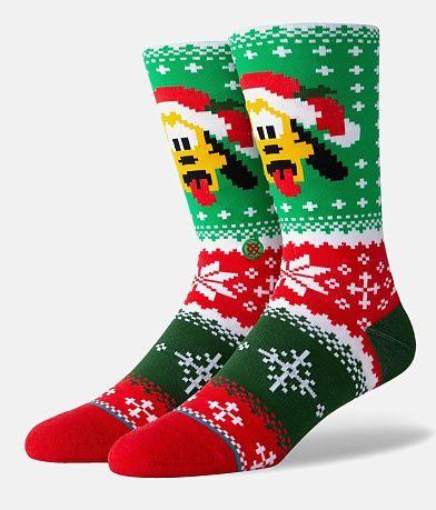 Stance Pluto Claus Socks