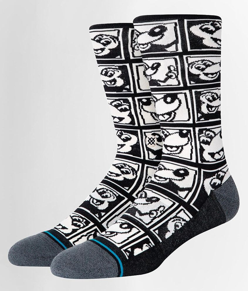 Stance 1985 Haring INFIKNIT™ Socks front view