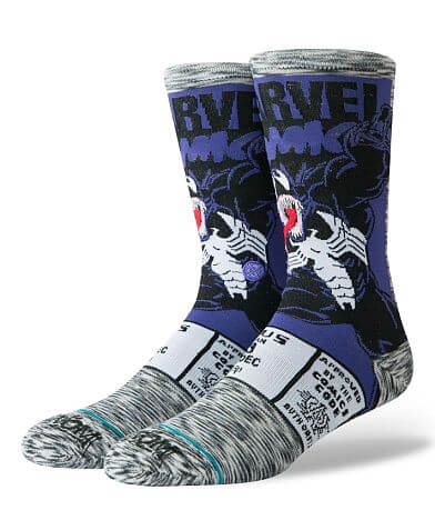 Stance Marvel Venom Comic Socks
