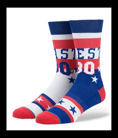 Stance 80's All Star Socks