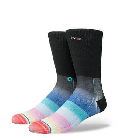 Stance Sign On Socks