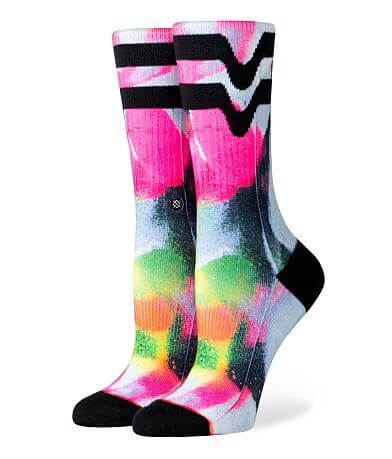 Stance Tag Your It Abstract Socks