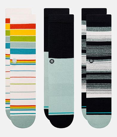 Stance Badwater 3 Pack Socks