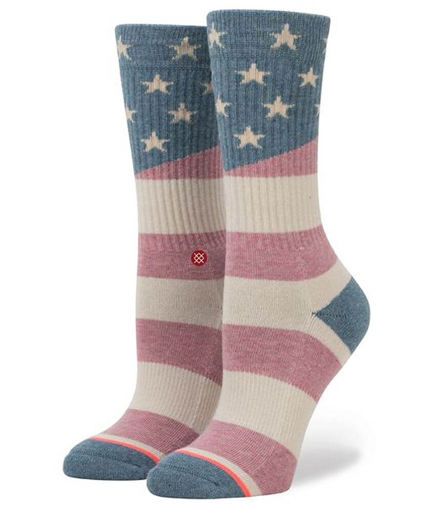Stance Miss Independent Socks front view
