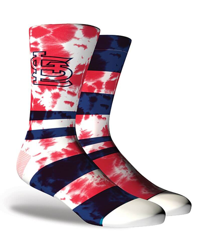 Stance St. Louis Cardinals Socks front view