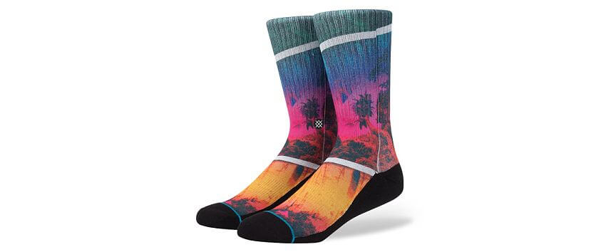 Stance Versus Socks front view