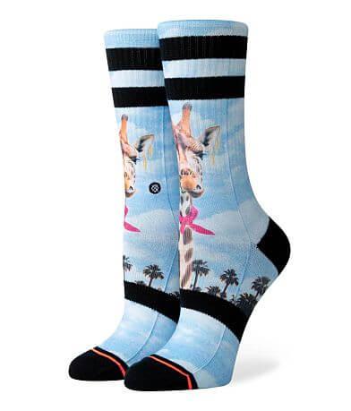Stance Festival Gigi Giraffe Socks