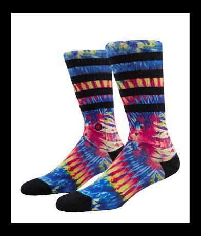 Stance Tie Dye Bobby Socks