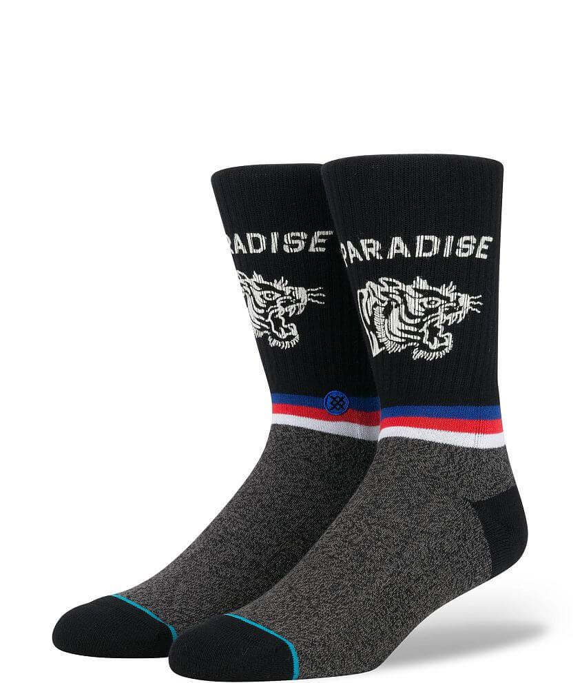 Stance Tiger Eye Socks front view