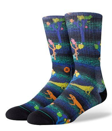 Stance Desert Dinos Socks