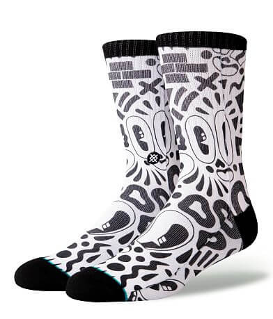 Stance Hattie Stewart Eyes Socks