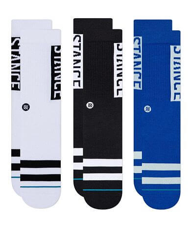 Stance Classic OG 3 Pack Socks