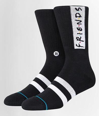 Stance The First One Friends Socks