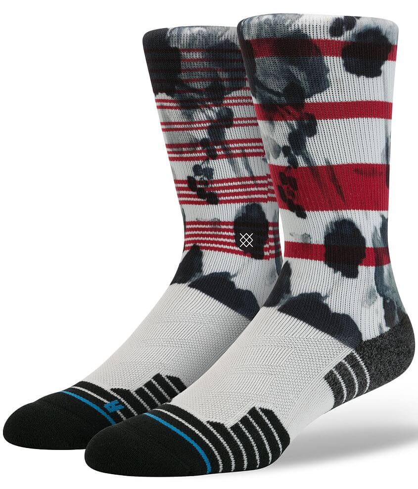 Stance Escapade Socks front view