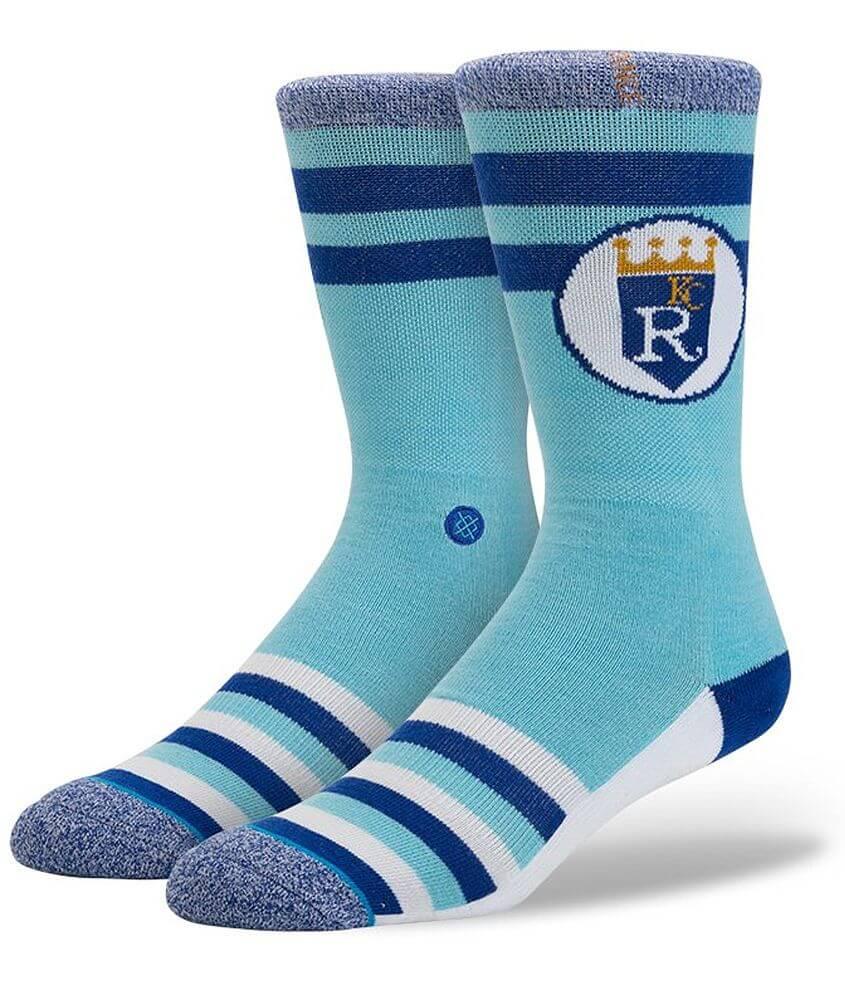 Stance Kansas City Royals Socks front view