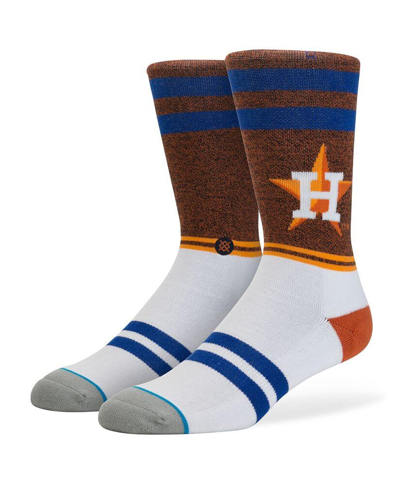 Stance Houston Astros Socks front view