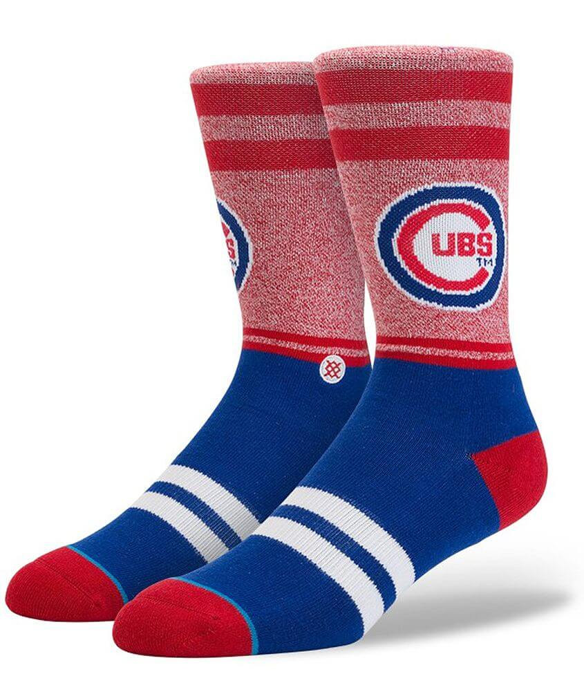 Stance Chicago Cubs Socks front view