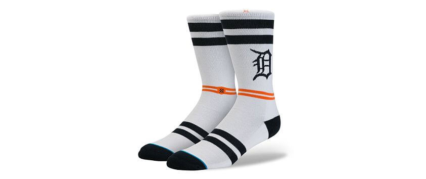 Stance Detroit Tigers Socks front view